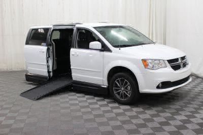 Handicap Van for Sale - 2017 Dodge Grand Caravan SXT Wheelchair Accessible Van VIN: 2C4RDGCG9HR801699