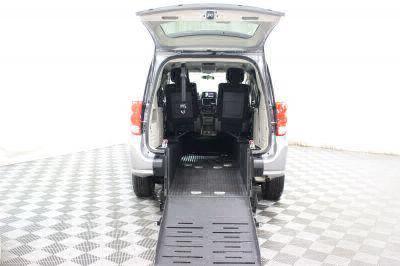 New 2017 Dodge Grand Caravan SE Wheelchair Van