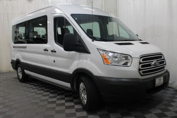 2018 Ford Transit Passenger 350 XLT Wheelchair Van For Sale #11