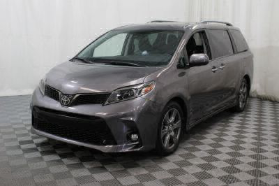 2018 Toyota Sienna Wheelchair Van For Sale -- Thumb #9