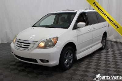 Handicap Van for Sale - 2008 Honda Odyssey Touring Wheelchair Accessible Van VIN: 5FNRL38968B044178