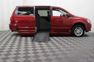 Used 2014 Dodge Grand Caravan SXT Wheelchair Van