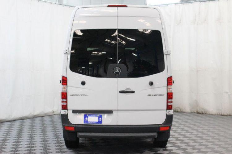 2016 Mercedes-Benz Sprinter 2500 144 WB Wheelchair Van For Sale #3