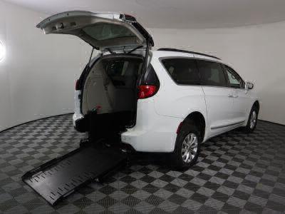 New Wheelchair Van for Sale - 2017 Chrysler Pacifica Touring-L Wheelchair Accessible Van VIN: 2C4RC1BG1HR683360
