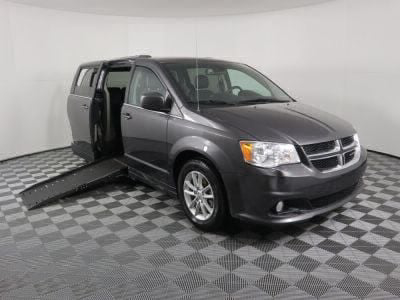 Used Wheelchair Van for Sale - 2019 Dodge Grand Caravan SXT Wheelchair Accessible Van VIN: 2C4RDGCG9KR558919