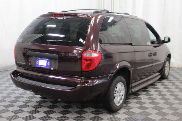 2004 Dodge Grand Caravan SE Wheelchair Van For Sale #10