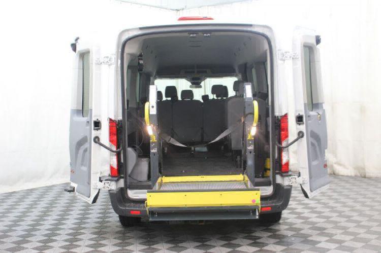 2017 Ford Transit Passenger 350 XLT Wheelchair Van For Sale #4