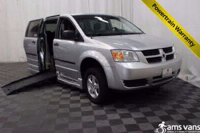 Used Wheelchair Van for Sale - 2008 Dodge Grand Caravan SE Wheelchair Accessible Van VIN: 1D8HN44H48B156961
