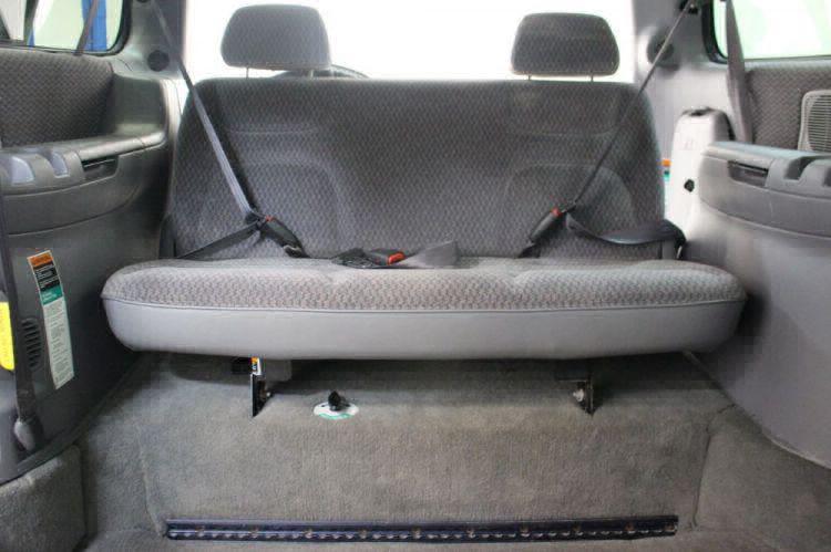 2000 Dodge Grand Caravan SE Wheelchair Van For Sale #8