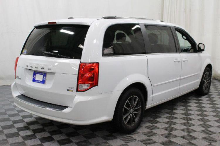 2017 Dodge Grand Caravan SXT Wheelchair Van For Sale #3