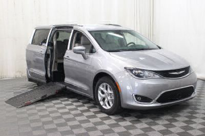New Wheelchair Van for Sale - 2017 Chrysler Pacifica Touring-L Plus Wheelchair Accessible Van VIN: 2C4RC1EG9HR756812