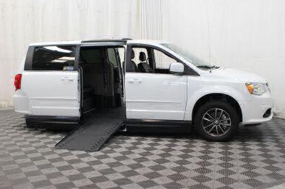 New Wheelchair Van for Sale - 2017 Dodge Grand Caravan SXT Wheelchair Accessible Van VIN: 2C4RDGCG7HR802088