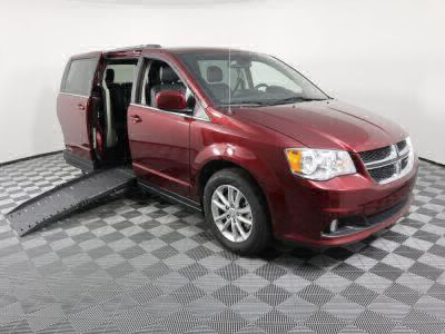 New Wheelchair Van for Sale - 2019 Dodge Grand Caravan SXT Wheelchair Accessible Van VIN: 2C4RDGCG3KR580267