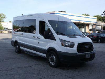Commercial Wheelchair Vans for Sale - 2016 Ford Transit Passenger 350 XLT ADA Compliant Vehicle VIN: 1FBAX2CM1GKA18651