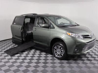 New Wheelchair Van for Sale - 2020 Toyota Sienna XLE Wheelchair Accessible Van VIN: 5TDYZ3DC9LS030145