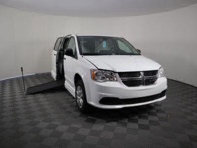 Handicap Van for Sale - 2019 Dodge Grand Caravan SE Wheelchair Accessible Van VIN: 2C7WDGBG0KR784404