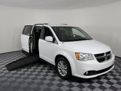 New Wheelchair Van for Sale - 2018 Dodge Grand Caravan SXT Wheelchair Accessible Van VIN: 2C4RDGCG1JR205718
