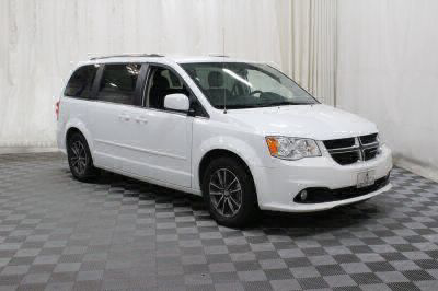 Commercial Wheelchair Vans for Sale - 2017 Dodge Grand Caravan SXT ADA Compliant Vehicle VIN: 2C4RDGCG3HR690518