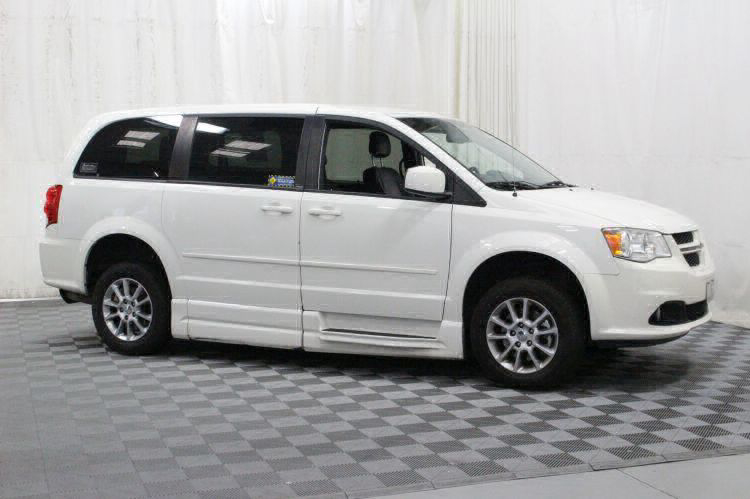 2012 Dodge Grand Caravan R/T Wheelchair Van For Sale #6