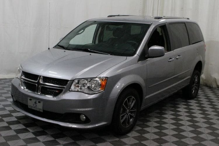 2017 Dodge Grand Caravan SXT Wheelchair Van For Sale #17