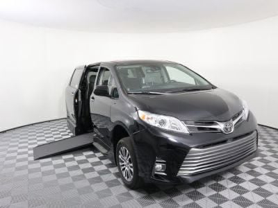 New Wheelchair Van for Sale - 2020 Toyota Sienna XLE Wheelchair Accessible Van VIN: 5TDYZ3DC6LS025789