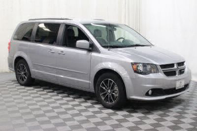 Commercial Wheelchair Vans for Sale - 2017 Dodge Grand Caravan GT ADA Compliant Vehicle VIN: 2C4RDGEG8HR783371
