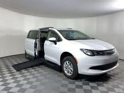 New Wheelchair Van for Sale - 2020 Chrysler Voyager LXi Wheelchair Accessible Van VIN: 2C4RC1DG3LR156801
