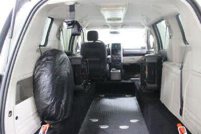 2008 Dodge Grand Caravan Wheelchair Van For Sale -- Thumb #5