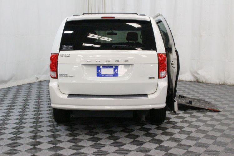 2012 Dodge Grand Caravan SXT Wheelchair Van For Sale #4