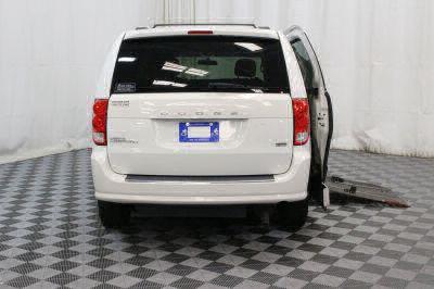 2012 Dodge Grand Caravan Wheelchair Van For Sale -- Thumb #4