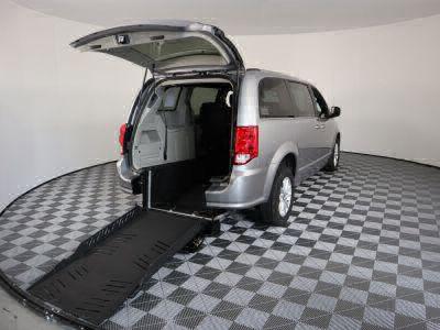 New Wheelchair Van for Sale - 2019 Dodge Grand Caravan SXT Wheelchair Accessible Van VIN: 2C4RDGCG8KR519478