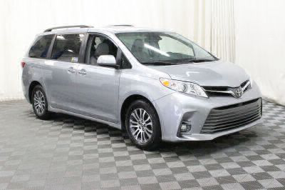 Commercial Wheelchair Vans for Sale - 2018 Toyota Sienna XLE ADA Compliant Vehicle VIN: 5TDYZ3DC5JS951615