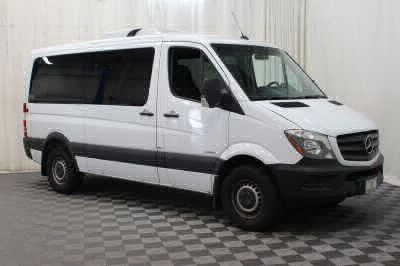Commercial Wheelchair Vans for Sale - 2016 Mercedes-Benz Sprinter 2500 144 WB ADA Compliant Vehicle VIN: 8BRPE7DD1GE122416