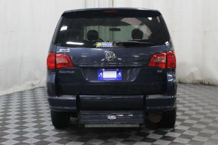 2009 Volkswagen Routan SE Wheelchair Van For Sale #5