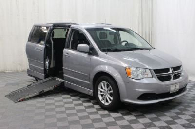 Used Wheelchair Van for Sale - 2014 Dodge Grand Caravan SXT Wheelchair Accessible Van VIN: 2C4RDGCG4ER273601