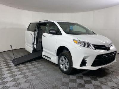 New Wheelchair Van for Sale - 2020 Toyota Sienna L Wheelchair Accessible Van VIN: 5TDZZ3DC8LS086422