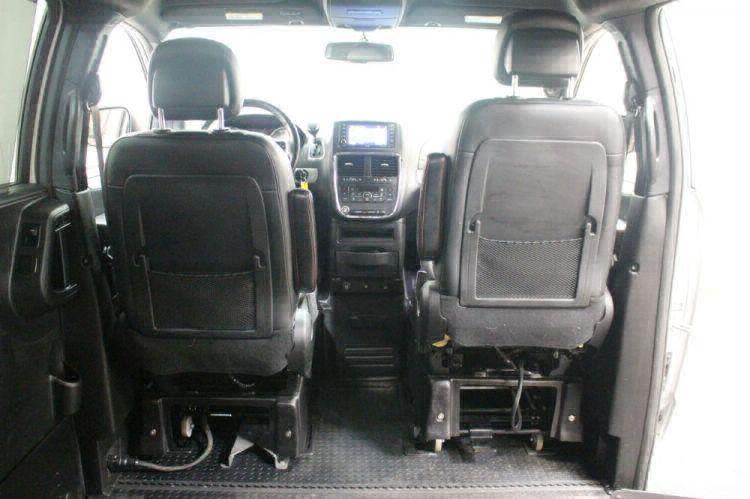 2012 Dodge Grand Caravan R/T Wheelchair Van For Sale #7