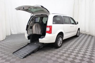 Commercial Wheelchair Vans for Sale - 2013 Chrysler Town & Country Touring-L ADA Compliant Vehicle VIN: 2C4RC1CG7DR649139
