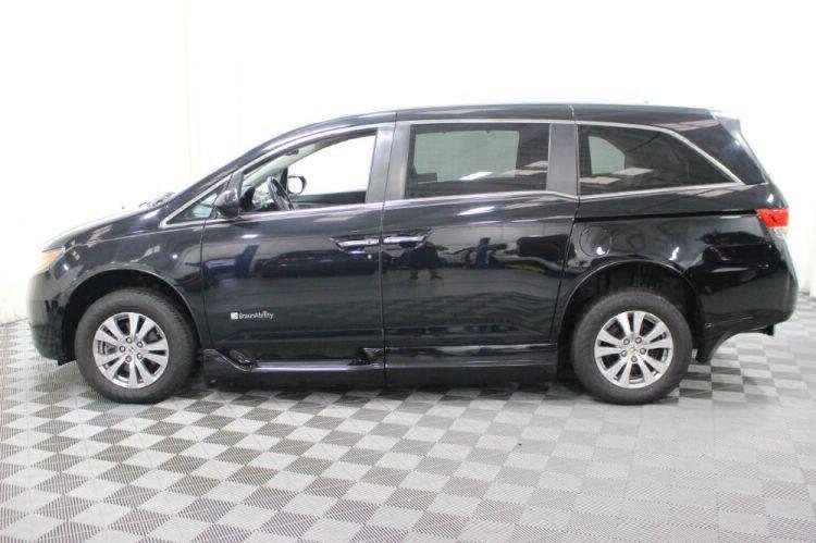 2014 Honda Odyssey EX-L Wheelchair Van For Sale #34