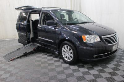 Used Wheelchair Van for Sale - 2014 Chrysler Town & Country Touring Wheelchair Accessible Van VIN: 2C4RC1BG1ER124810