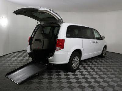 Used Wheelchair Van for Sale - 2019 Dodge Grand Caravan SE Wheelchair Accessible Van VIN: 2C4RDGBG5KR754485