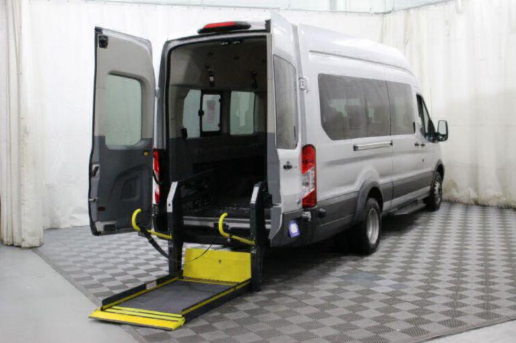 2018 Ford Transit Wagon 350 XLT-HD 15 Wheelchair Van For Sale #1
