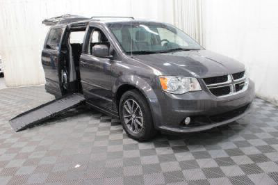 New Wheelchair Van for Sale - 2017 Dodge Grand Caravan SXT Wheelchair Accessible Van VIN: 2C4RDGCG2HR758565