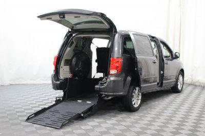 Commercial Wheelchair Vans for Sale - 2016 Dodge Grand Caravan SXT ADA Compliant Vehicle VIN: 2C4RDGCG8GR373283