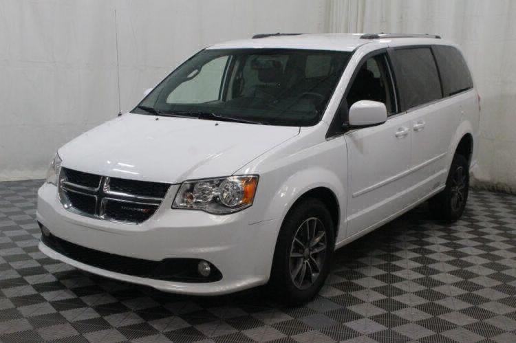 2017 Dodge Grand Caravan SXT Wheelchair Van For Sale #35