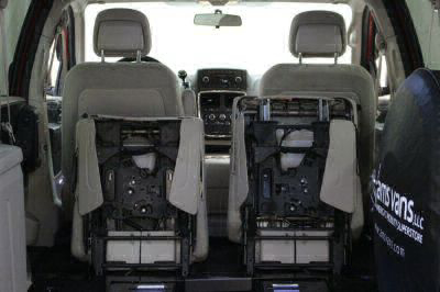 2014 Dodge Grand Caravan Wheelchair Van For Sale -- Thumb #6