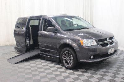 New Wheelchair Van for Sale - 2017 Dodge Grand Caravan SXT Wheelchair Accessible Van VIN: 2C4RDGCG3HR717118