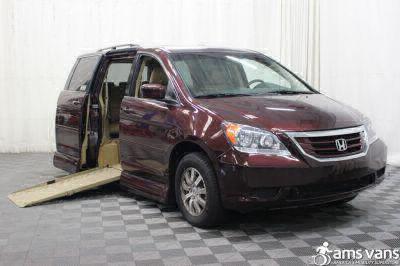 2010 Honda Odyssey Wheelchair Van For Sale