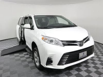 New Wheelchair Van for Sale - 2019 Toyota Sienna LE Standard Wheelchair Accessible Van VIN: 5TDKZ3DC4KS009188