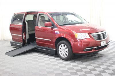 Used 2013 Chrysler Town & Country Touring Wheelchair Van